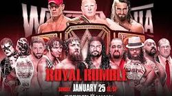 2015 Royal Rumble - Philadelphia, PA