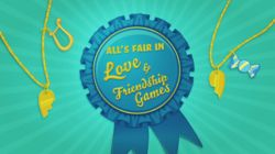All's Fair in Love and Friendship Games