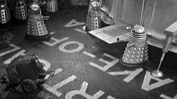 The Daleks (The Dalek Invasion of Earth, Part Two)