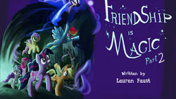 Friendship Is Magic - Part 2