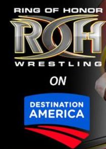 Ring of Honor Wrestling on Destination America