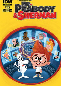 The Mr. Peabody and Sherman Show