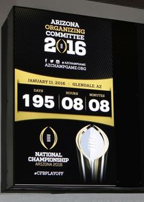 NCAA College Football National Championship