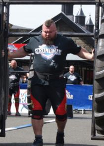 UK's Strongest Man 2015