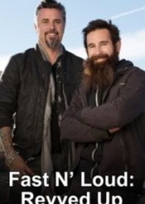 Fast N' Loud: Revved Up