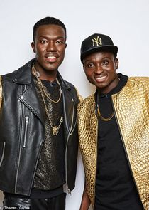 Reggie and Bollie
