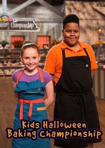 Kids Halloween Baking Championship