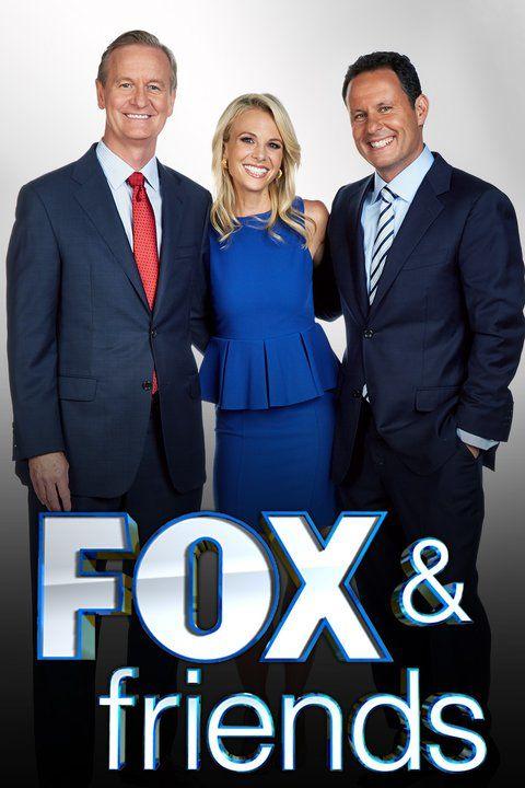 Fox Amp Friends Tvmaze