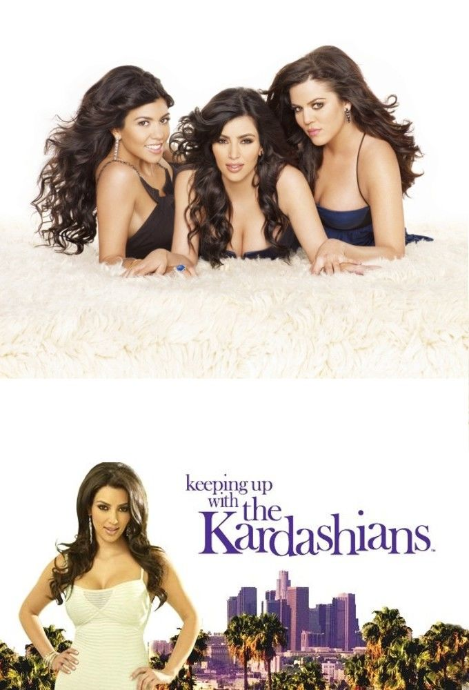 Keeping up with the kardashians tvmaze for 1st season of keeping up with the kardashians