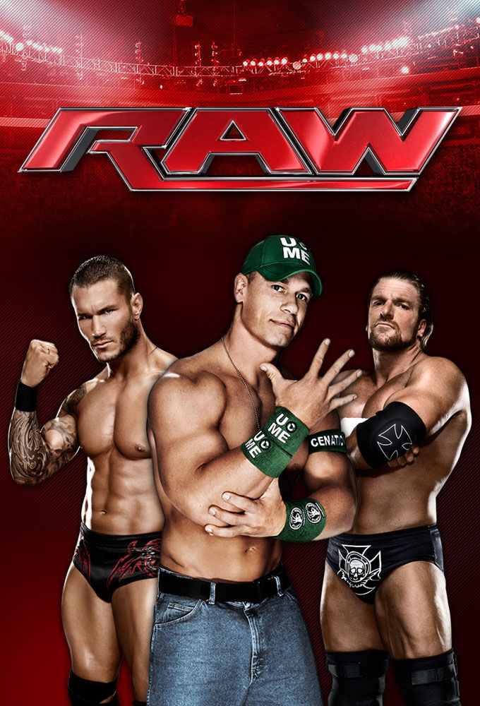 Wwe monday night raw tvmaze - Monday night raw images ...