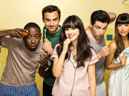The Increasing Commercialization of New Girl Image #16588