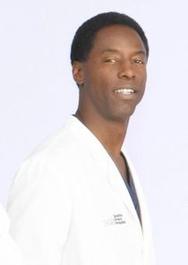 Dr. Preston Burke