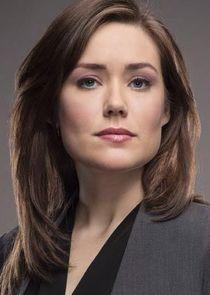 FBI Agent Elizabeth Scott Keen