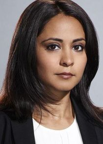 CIA Agent Meera Malik