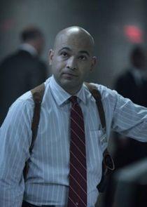 FBI Agent Chris Amador