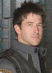 Lieutenant Colonel John Sheppard