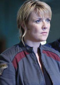 Lt. Colonel Samantha Carter