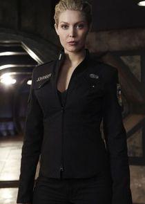 Master Sergeant Tamara Johansen