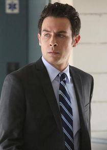 FBI Special Agent James Aubrey