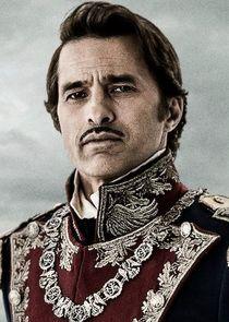 President General Antonio Lopez de Santa Anna