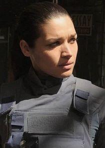 Sgt Noma Walker