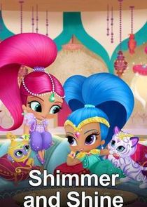 Shimmer and Shine small logo
