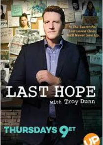 Last Hope with Troy Dunn small logo