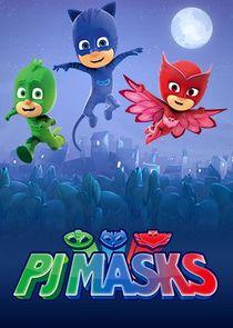 PJ Masks small logo