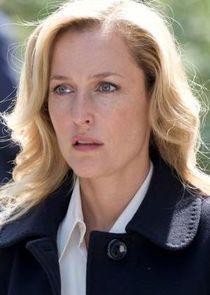 Detective Superintendent Stella Gibson