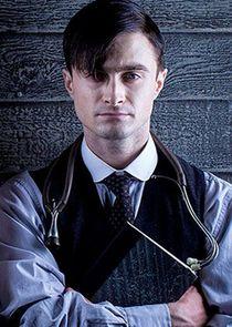 Young Dr. Vladimir Bomgard