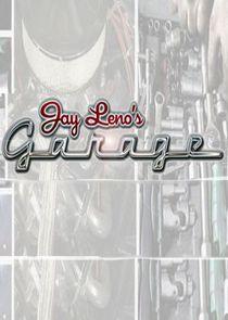 Jay Leno's Garage small logo