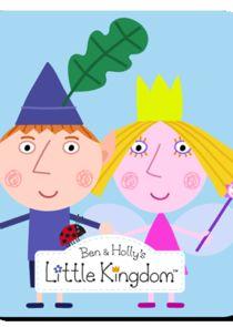 Ben & Holly's Little Kingdom small logo