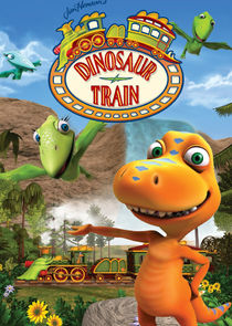 Dinosaur Train small logo