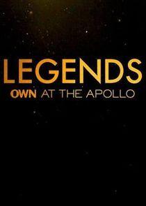 Legends: OWN at the Apollo small logo