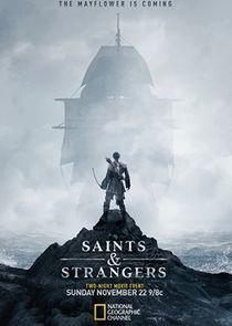 Saints & Strangers small logo