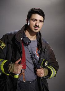"""Firefighter Brian """"Otis"""" Zvonecek"""