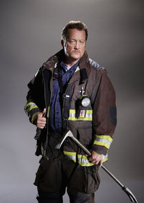 "Firefighter Randy ""Mouch"" McHolland"