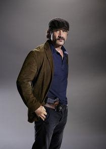 Detective Alvin Olinsky