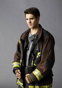 Firefighter Jimmy Borrelli