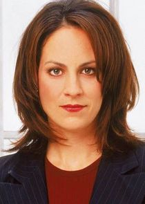 Special Agent Monica Reyes