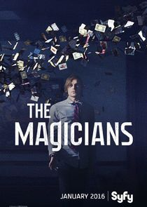 The Magicians small logo