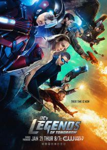 DC's Legends of Tomorrow small logo