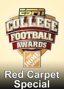 College Football Awards Red Carpet Special small logo