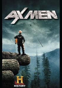 Ax Men: Logged and Loaded small logo