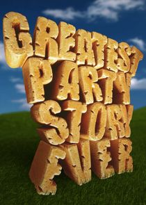 Greatest Party Story EverAnd Other Epic Tales small logo