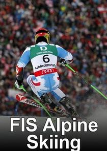 FIS Alpine Skiing small logo
