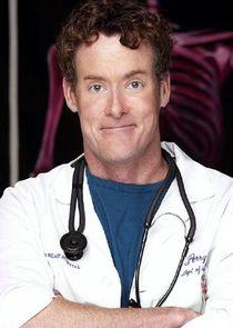 Dr. Percival 'Perry' Ulysses Cox
