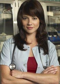 Nurse Samantha Taggart