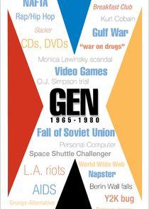 Generation X small logo