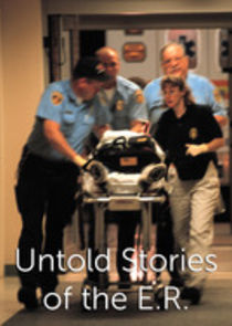 Untold Stories of the E.R.: Extra Dose small logo